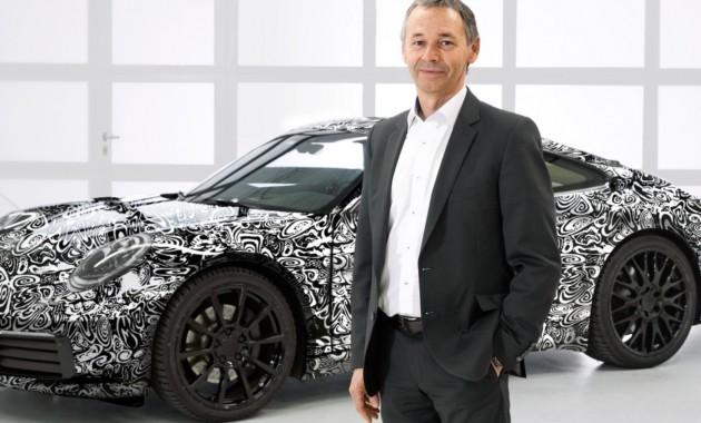 Порше представила новый тип купе Порш 911