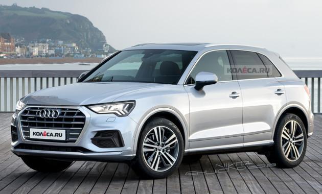 Новый Audi Q3: каким он будет