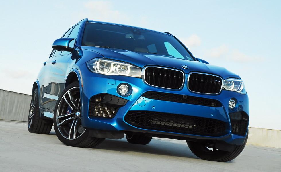 BMW X5 M текущего поколения