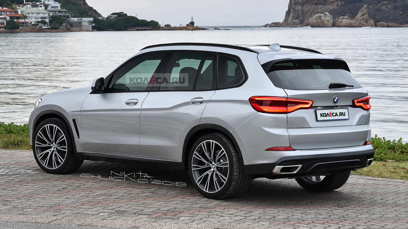 2018 Bmw X Bmw X5 >> Новый BMW X5 G05 - Колеса.ру