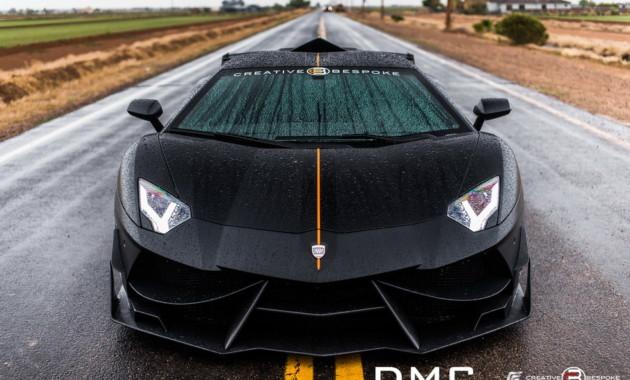 Тюнеры изDMC поработали над суперкаром Lamborghini Aventador Edizione GT