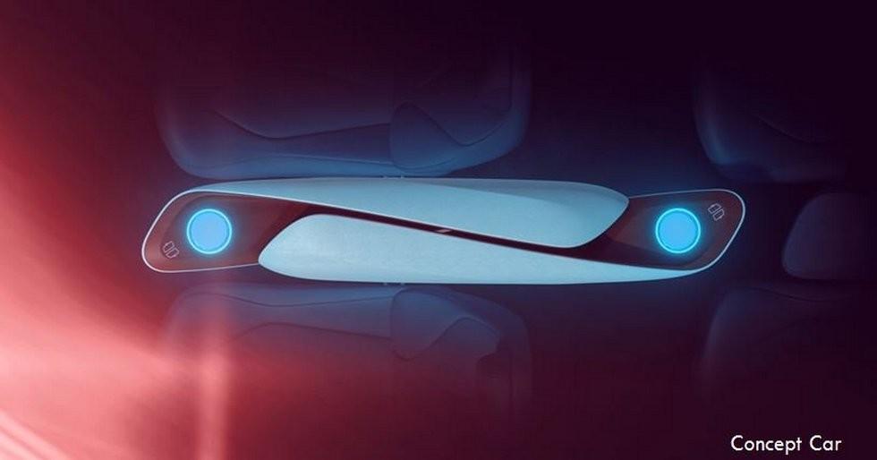 Немцы планируют «поразить» Женеву, представив новый концептуальный автомобиль Volkswagen сголографическим интерфейсом