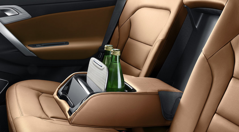 GEELY NEW SUV -Interior 17