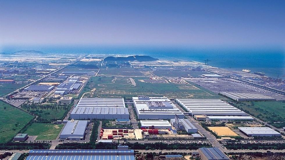 GM Daewoo Gunsan Plant