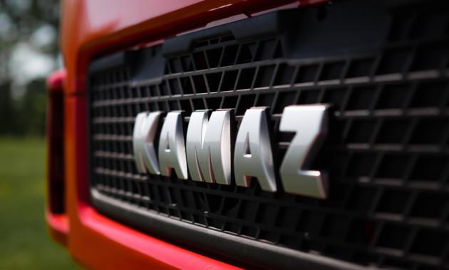 КАМАЗ отправил партию машин в ЮАР