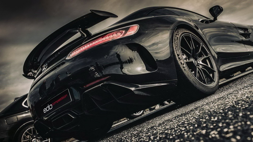 Edo Competition «зарядил» Mercedes-AMG GT R