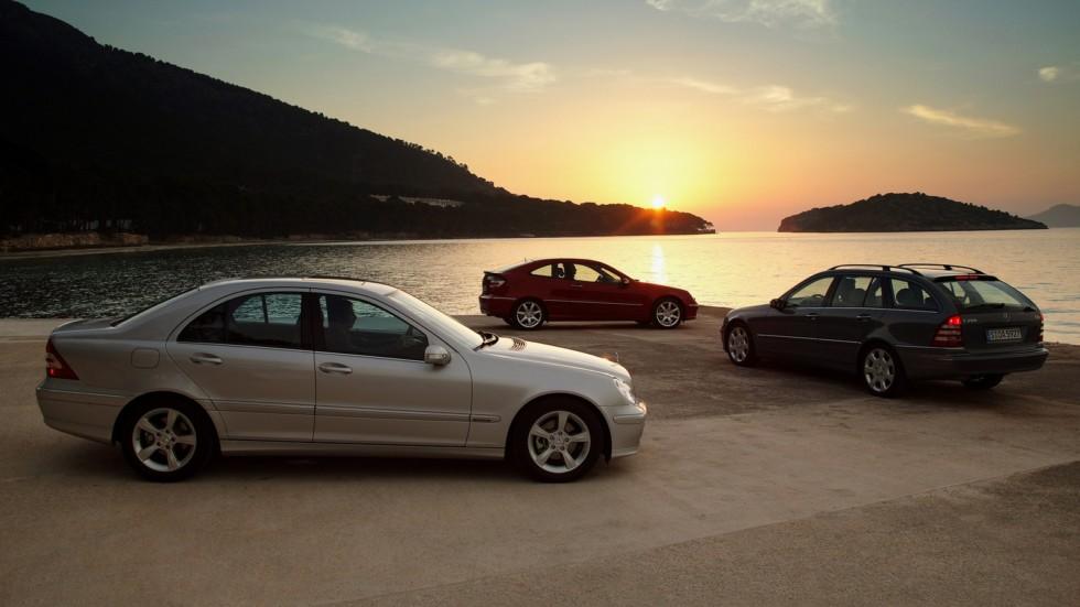 Примерочная дизайнерских решений: опыт владения Mercedes-Benz C200 W203