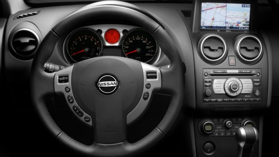 На фото: Nissan Qashqai '2007–14