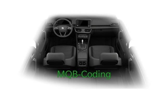 Новый флагманский кроссовер Seat: раскрыт интерьер модели