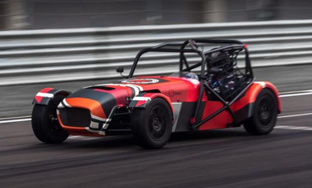 DKRacing назвала цены на 1-ый в Российской Федерации спорткар-конструктор