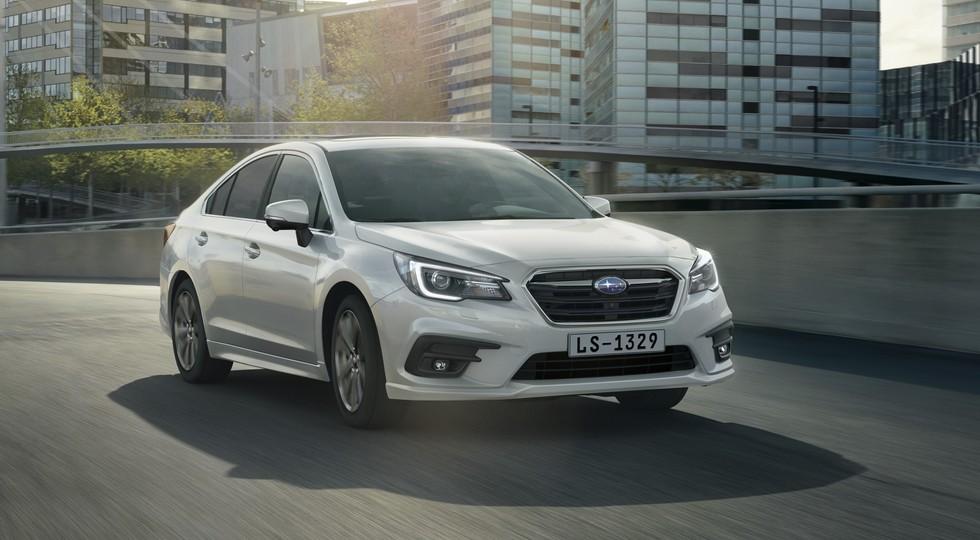 Subaru Legacy 2018 модельного года (129988)
