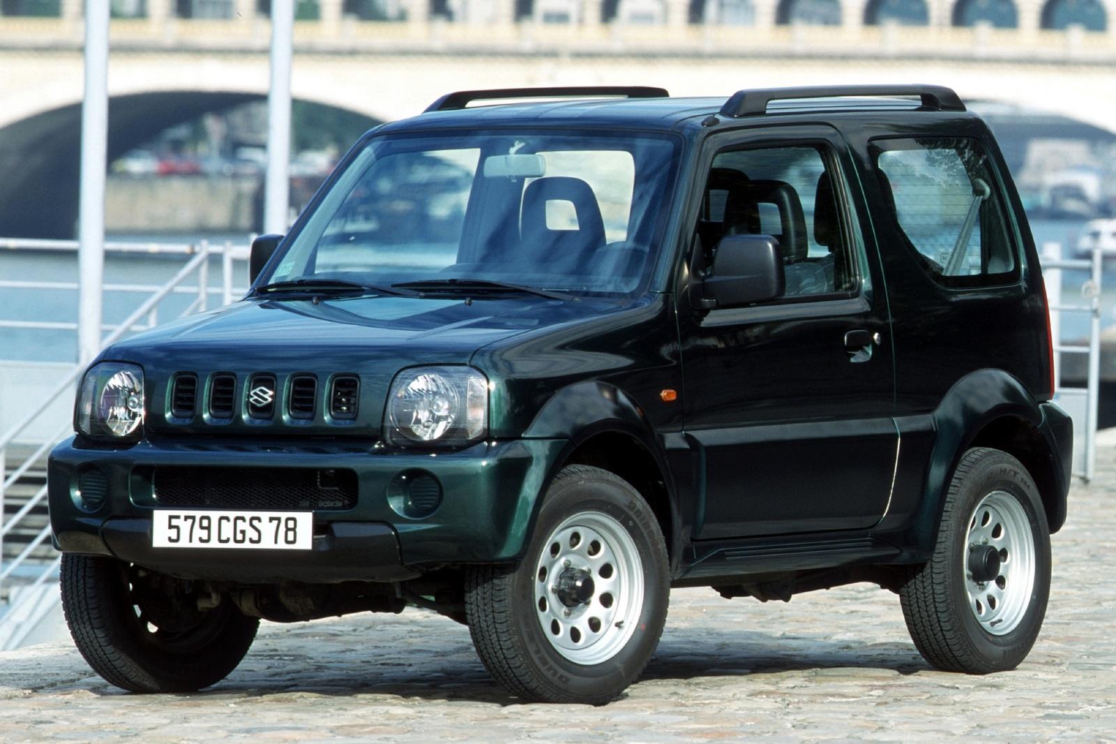Suzuki Jimny (JB43) '1998–2006