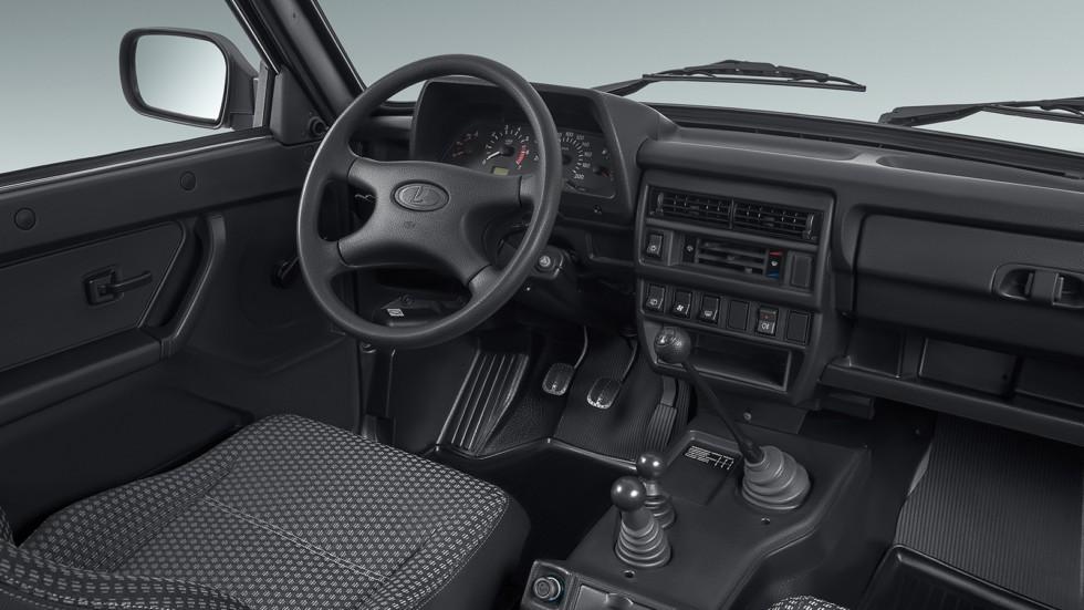 Торпедо Lada 4×4 (2131) '2009–н.в.