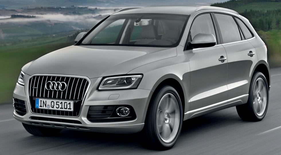 На фото: Audi Q5'2012–16