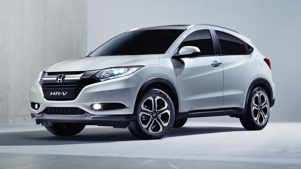 На фото: Honda HR-V