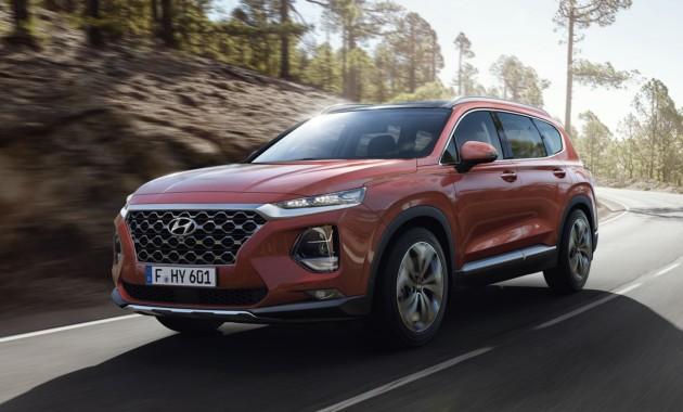 В Hyundai рассказали о европейской версии Santa Fe