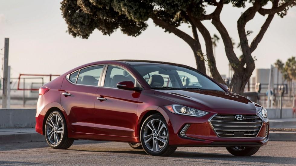 Hyundai приступил к тестам электрической Elantra