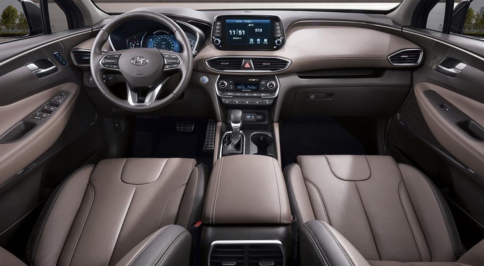 Hyundai опубликовала очередной видеотизер нового Santa Fe