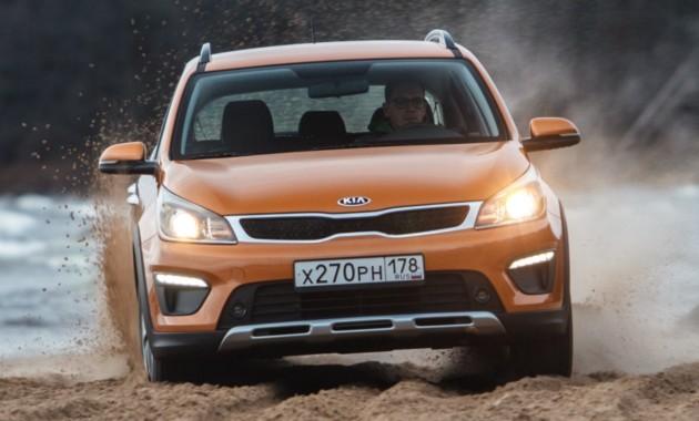 Kia предлагает спецусловия покупки автомобилей в феврале