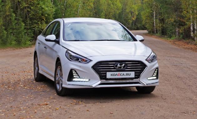 Hyundai Sonata могут начать собирать в России