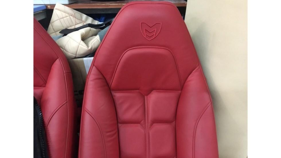Кресло для Marussia B1