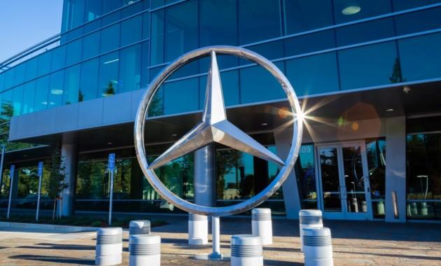 Китайская Geely планирует купить акции Daimler