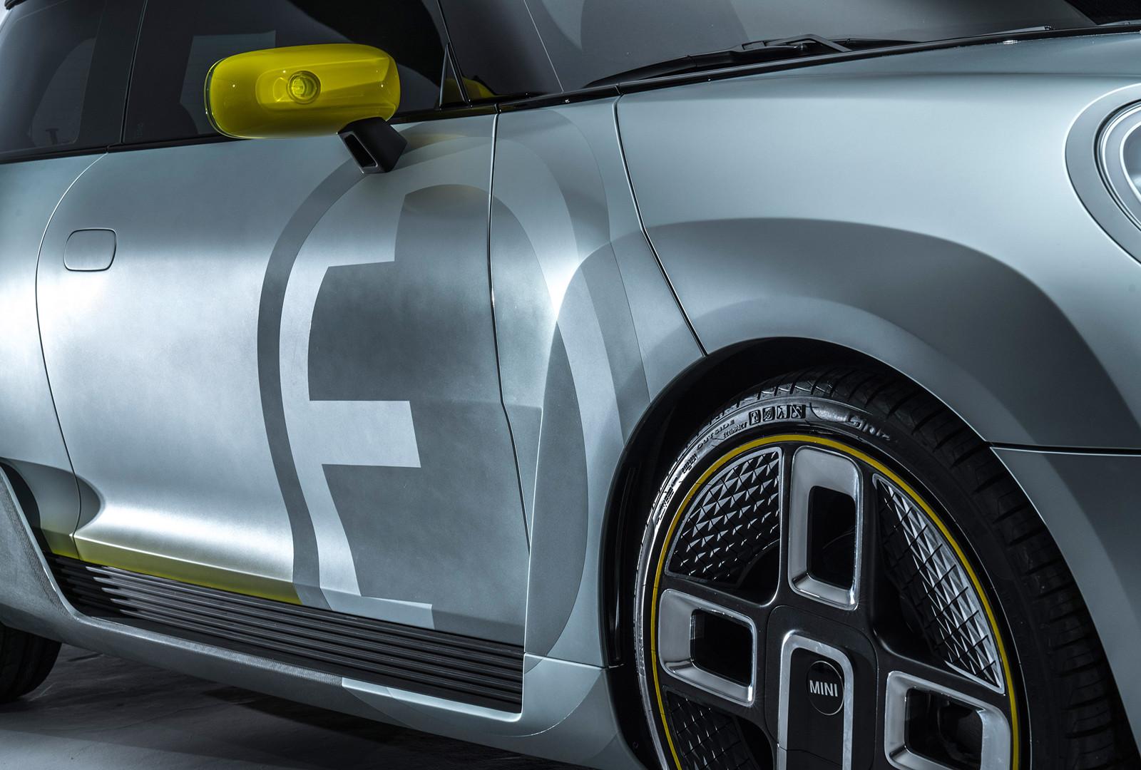 BMW и Great Wall Motors заявили осовместном выпуске электромобилей Mini