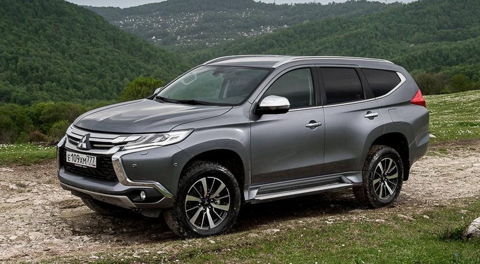 Продажи авто Мицубиси в РФ вначале года увеличились практически вдва раза