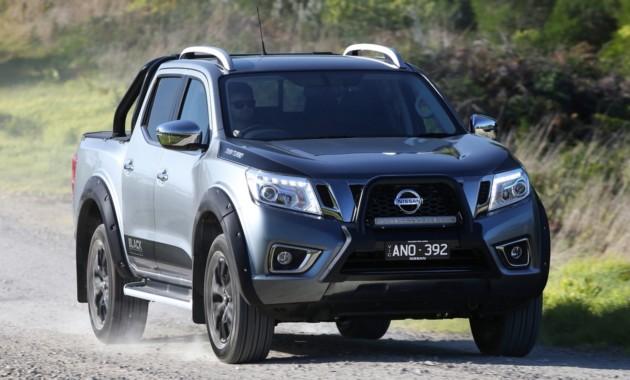 Nissan подумывает о «заряженном» Navara