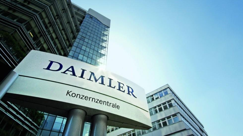 Geely планирует стать большим совладельцем Daimler