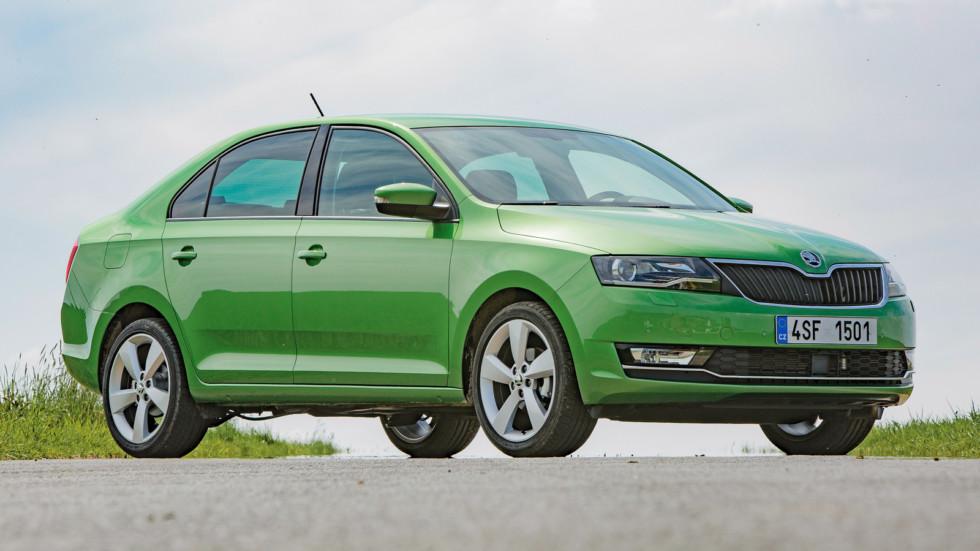 Автомобили Skoda в РФ по-прежнему продаются на выгодных условиях