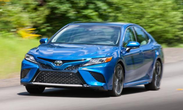 Лучшие автомобили 2018 года для клиентов