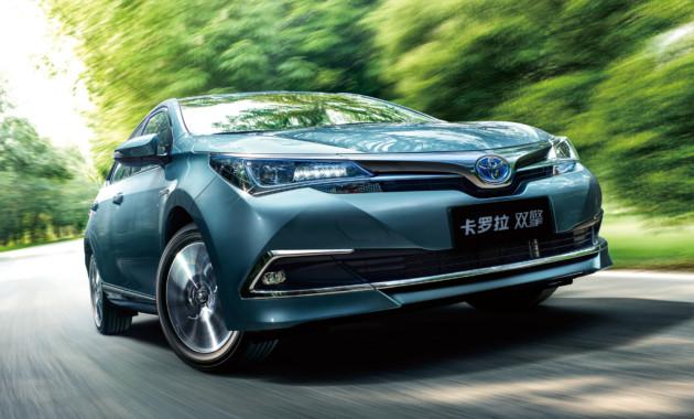 Toyota отзывает автомобили в Китае