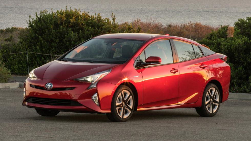 На фото: Toyota Prius