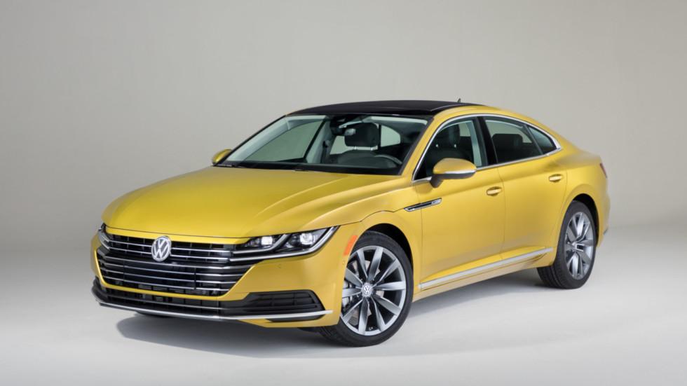 Volkswagen Arteon дебютировал в США