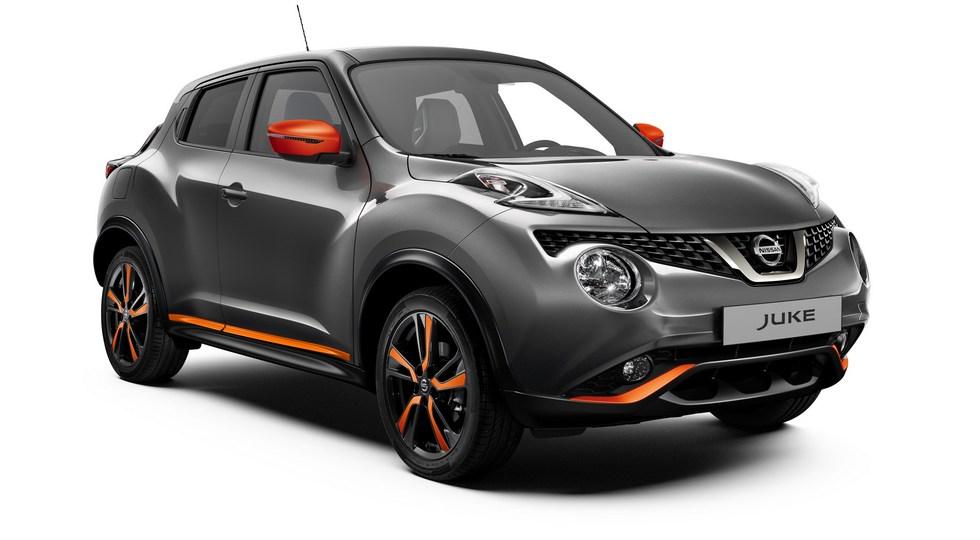Nissan Juke MY18 Exterior Orange Perso LHD