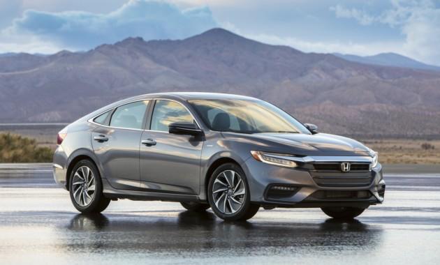 Новый Хонда Insight рассекретили доофициальной премьеры