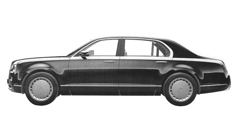 Известна дата публичной премьеры автомобилей Кортеж