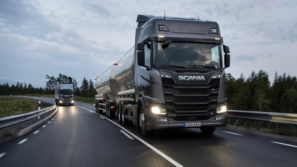 Scania планирует укрепить позиции на русском рынке