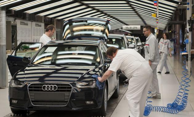 Электрокары Bentley, Porsche и Audi будут унифицированы