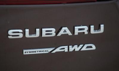C глазами: тест-драйв обновлённого Subaru Outback