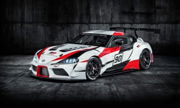 Вновь концептуальный автомобиль — Тойота Supra