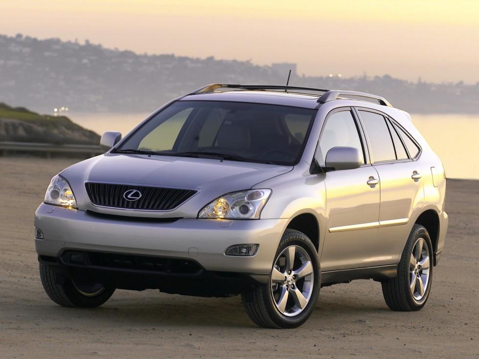 2Lexus RX 330 (XU30) '2003–06