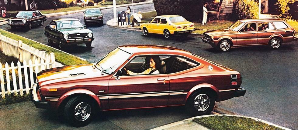 3Toyota Corolla '1974–79