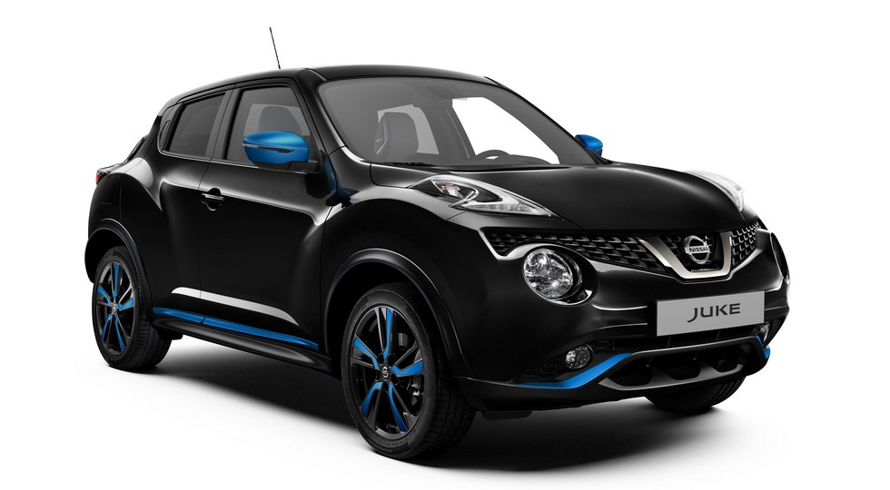 Nissan Juke MY18 Exterior Blue Perso LHD