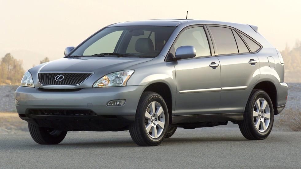 На фото: Lexus RX 330 '2003–06