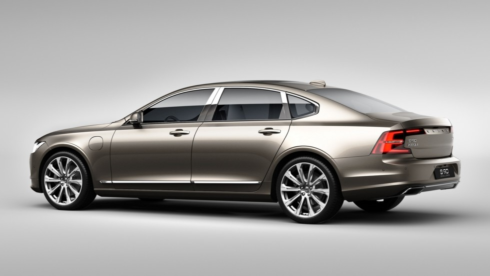4Volvo S90 Excellence T8 '2017–н.в.ч