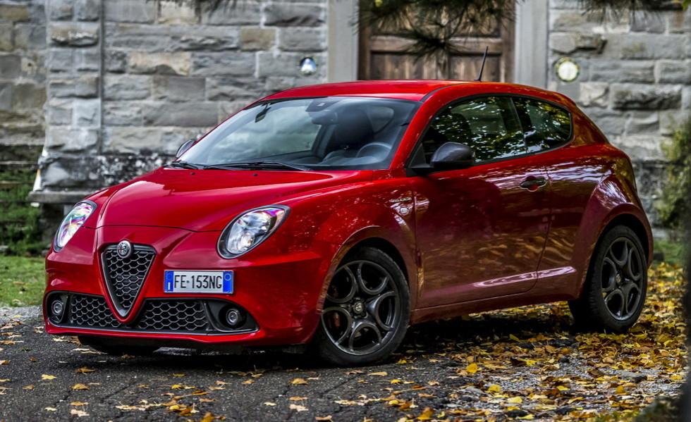 Alfa Romeo Mito Veloce 2017
