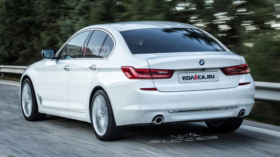 Новый BMW 3-й серии: каким он будет