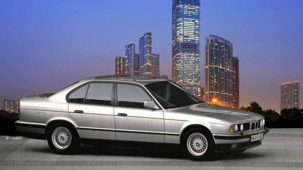 BMW (E34) '1991–95